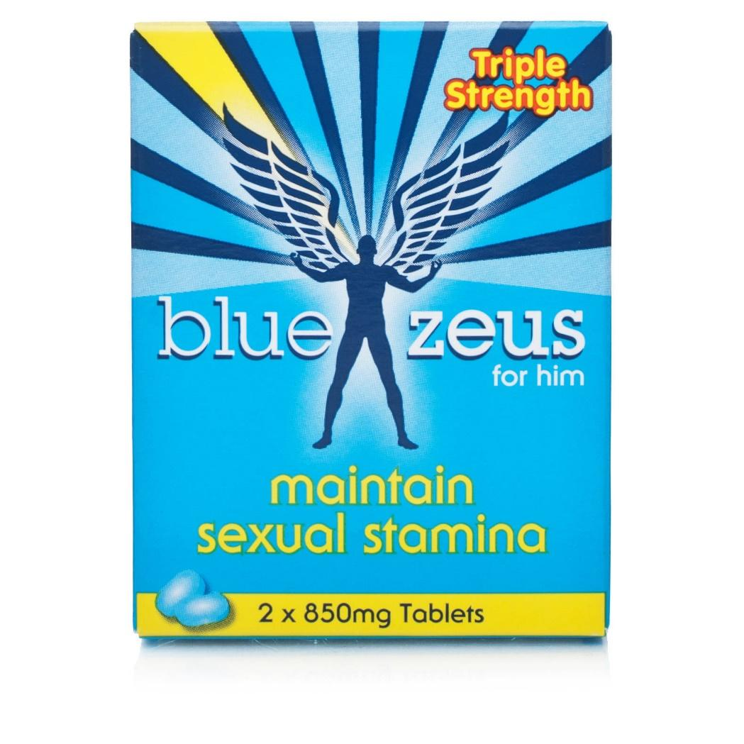 Blue Zeus by Perform Wellbeing