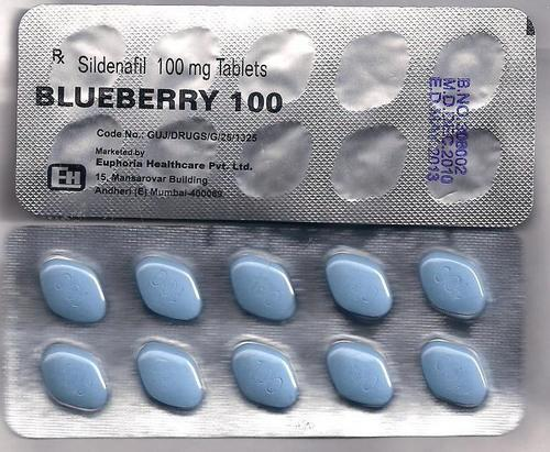 Blueberry 100 by Euphoria Healthcare Pvt. Ltd.