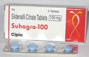 Suhagra by Cipla Ltd.