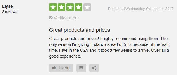 Reliablerxpharmacy.com Customers Feedback