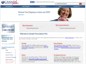 Canadaprescriptionsplus.com Reviews – You Can't Trust a Store Without Reviews
