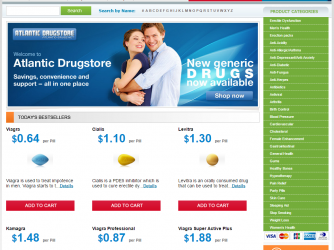 Atlantic-Drugs.net Review – Not A Trustworthy Site!