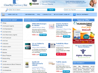 Clearskypharmacy.biz Review – Good Pharmacy With Mixed Reviews