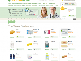 Official-drugstore.net Review – Store Prices are not too Great