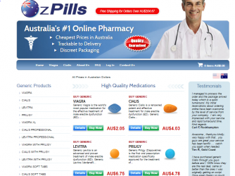 Ozpills.com Review – Australia-Based Store with a Bad Reputation