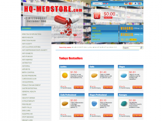HQ-medstore.com Review – Pricey Store with No Proof of Credibility