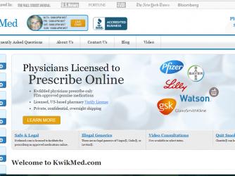 Kwikmed.com – Licensed FDA-Approved Online Store