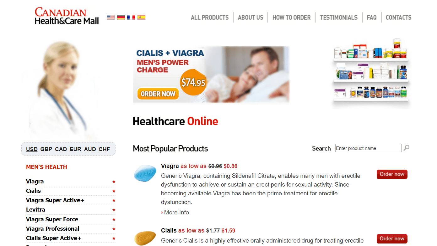 Official viagra store spam