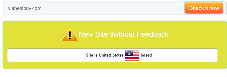 Viabestbuy.com Without Feedback