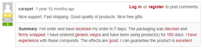 Canadaok-pharmacy.net Customer Report