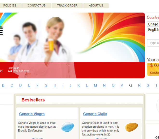 Cheapestonlinedrugstore.com Review- Beware of this Rogue Online Pharmacy