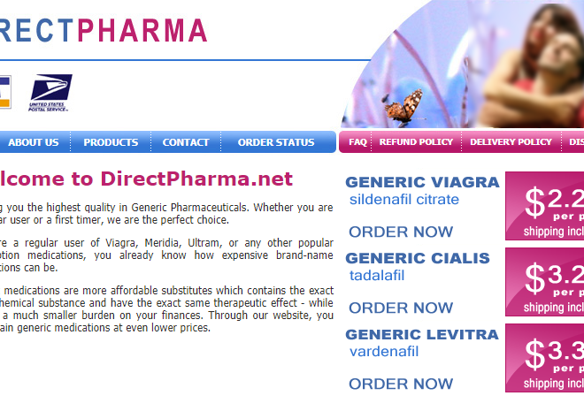 Directpharma.net Review – Now Redirects to a Site for an App Download