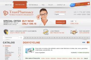 Trust Pharmacy Home