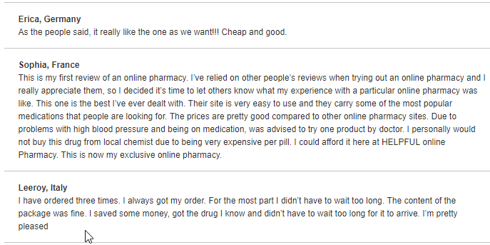 Good Pills Reviews