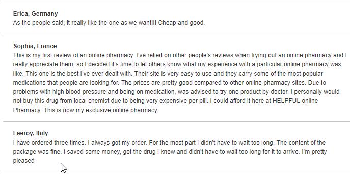 Good Pills Reviews