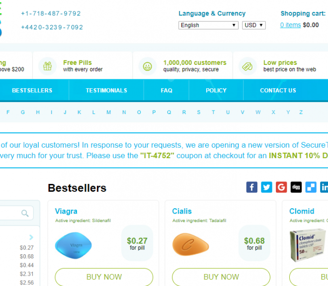 Mysecuretabs Review – Find the Lowest Medication Prices on this Pharmacy Network